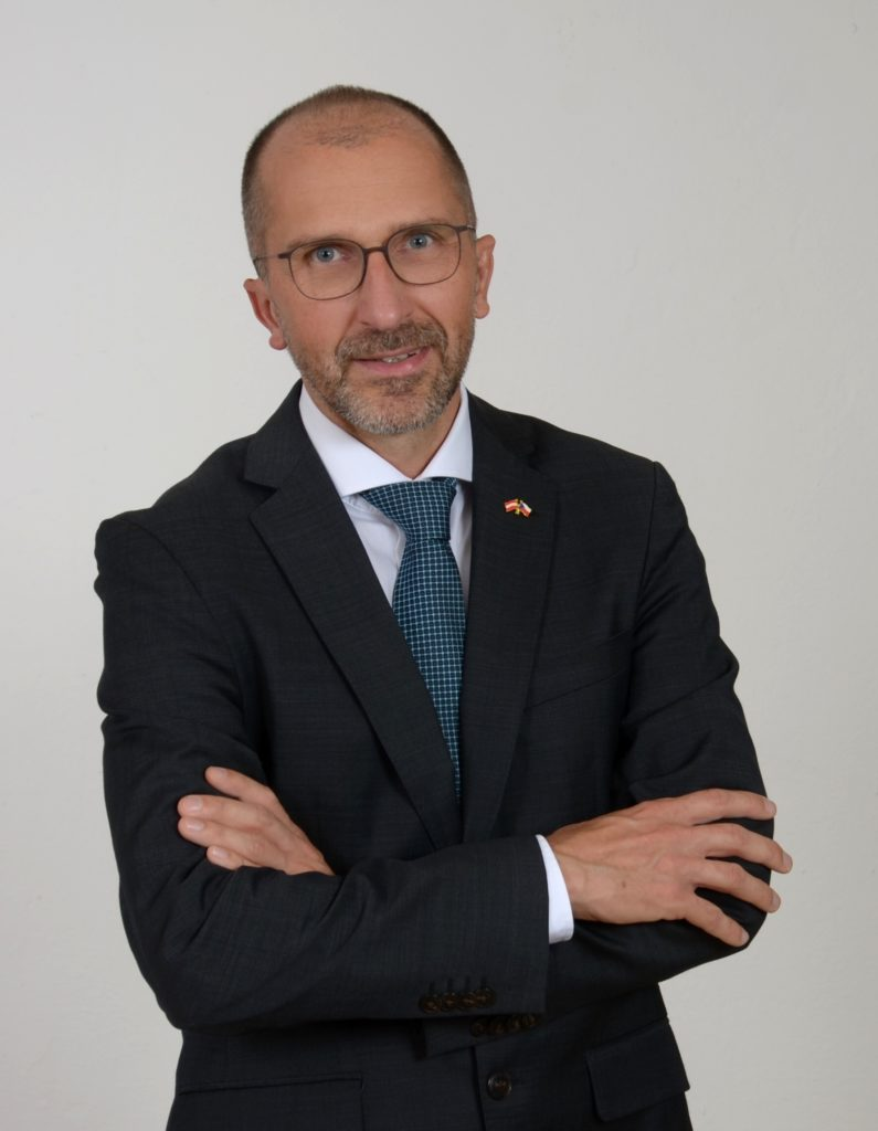 Mag. Oliver Christoph Jerney