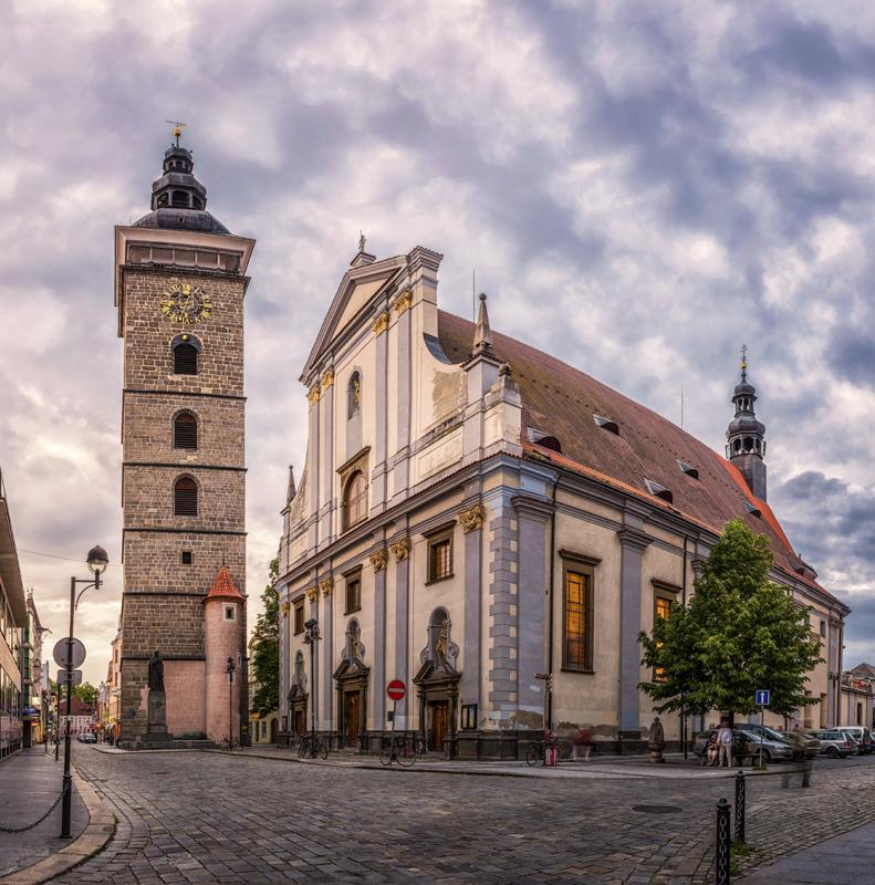 Budweis Schwarzer Turm, České Budějovice Černá věž